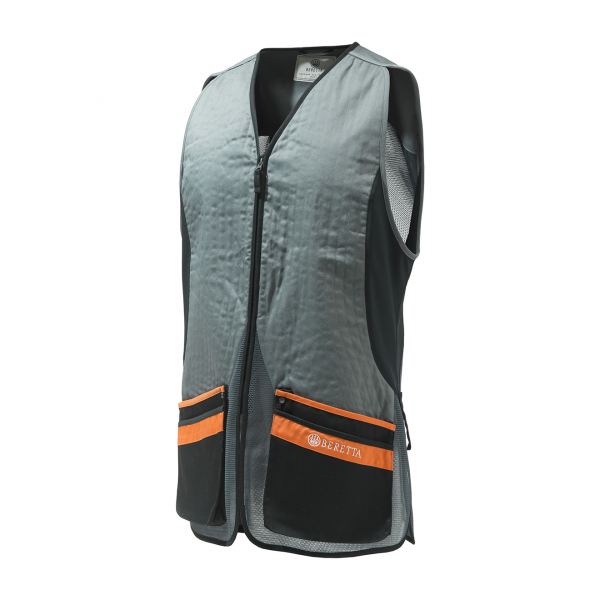 Beretta Silver Pigeon Evo Vest Grey / Orange