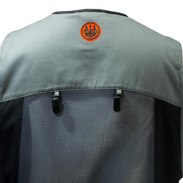 Beretta Silver Pigeon Evo Vest Grey / Orange