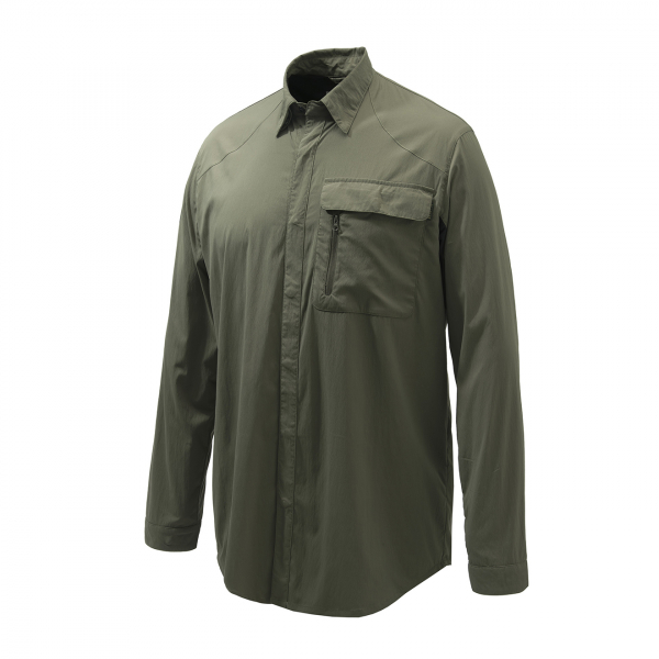 Beretta Storm Trail Shirt Green
