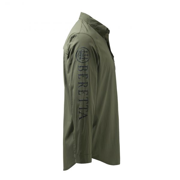 Beretta Storm Trail Shirt Green