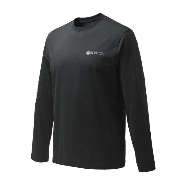 Beretta Team L/S T-Shirt Black