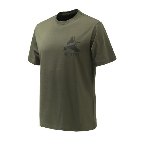 Beretta Woodcock T-Shirt Green