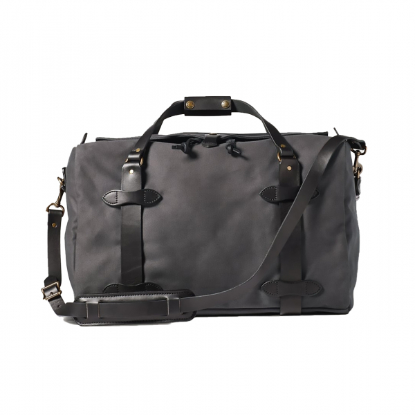 Filson Rugged Twill Duffle Medium Cinder