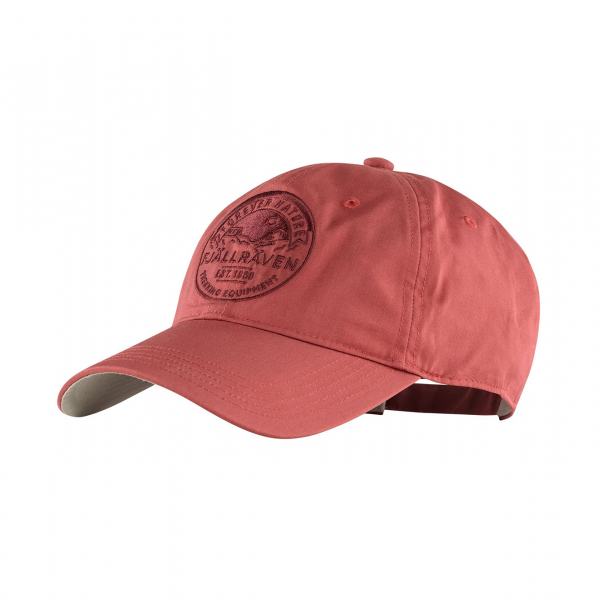 Fjallraven Forever Nature Cap Raspberry Red