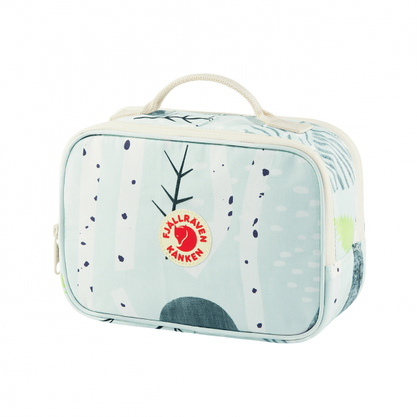 Fjallraven Kanken Art Toiletry Bag Birch Forest