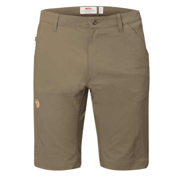 Fjallraven Abisko Lite Shorts Light Olive