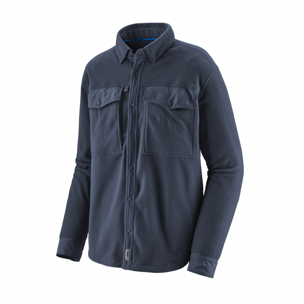 Patagonia L/S Early Rise Snap Shirt New Navy