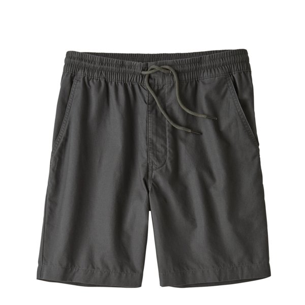 Patagonia Lightweight All-Wear Hemp Volley Shorts Forge Grey