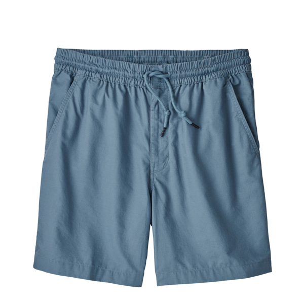 Patagonia Lightweight All-Wear Hemp Volley Shorts Pigeon Blue
