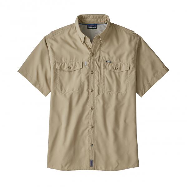 Patagonia Sol Patrol II Shirt El Cap Khaki