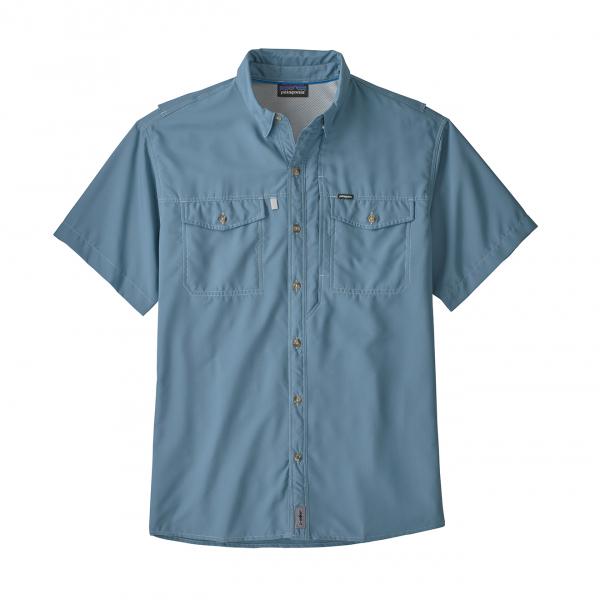 Patagonia Sol Patrol II Shirt Pigeon Blue