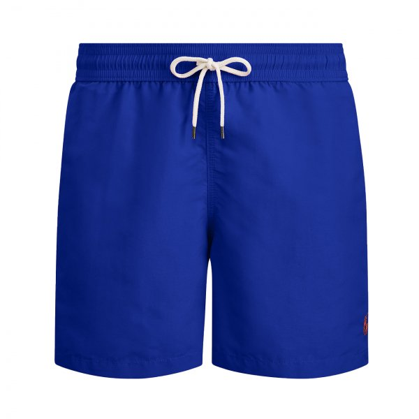 "Polo Ralph Lauren 6"" Traveller Swim Shorts Royal"