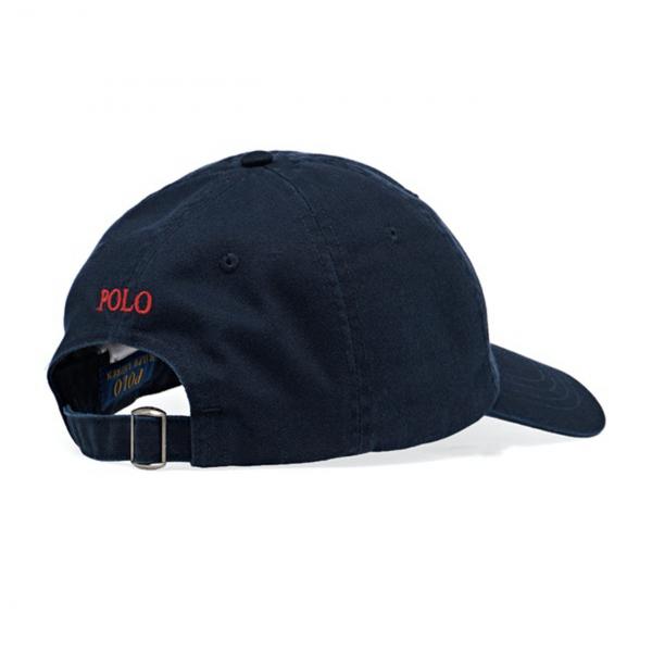 Polo Ralph Lauren Classic Sports Cap Aviator Navy