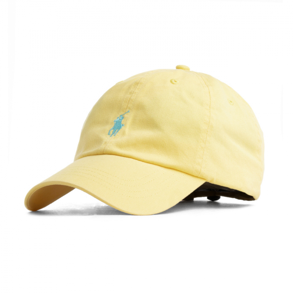 Polo Ralph Lauren Classic Sports Cap Empire Yellow