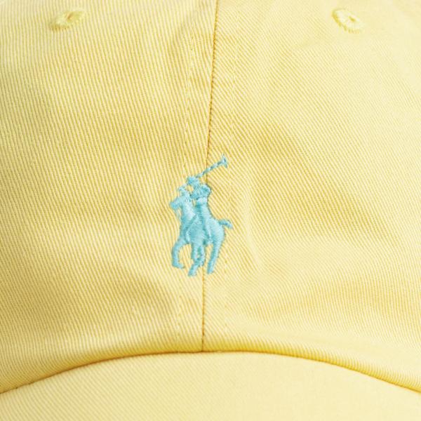 Polo Ralph Lauren Classic Sports Cap Empire Yellow