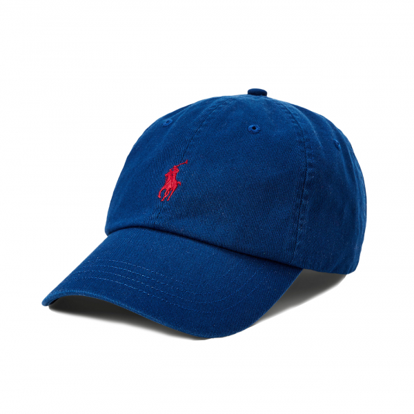 Polo Ralph Lauren Classic Sports Cap Holiday Sapphire