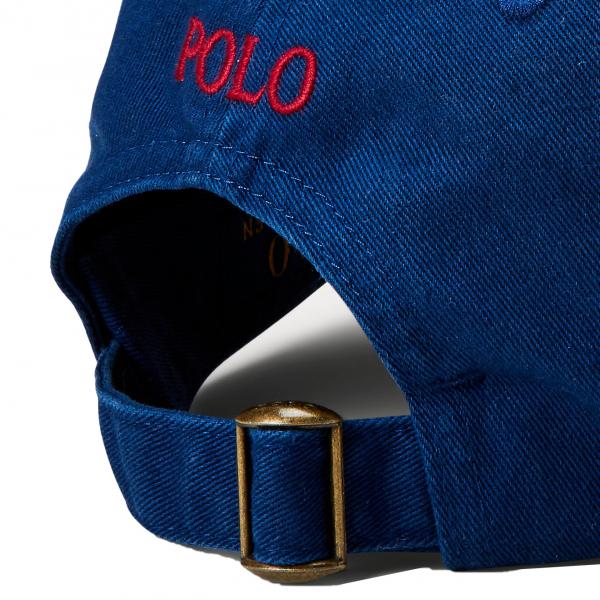 Polo Ralph Lauren Classic Sports Cap Holiday Sapphire
