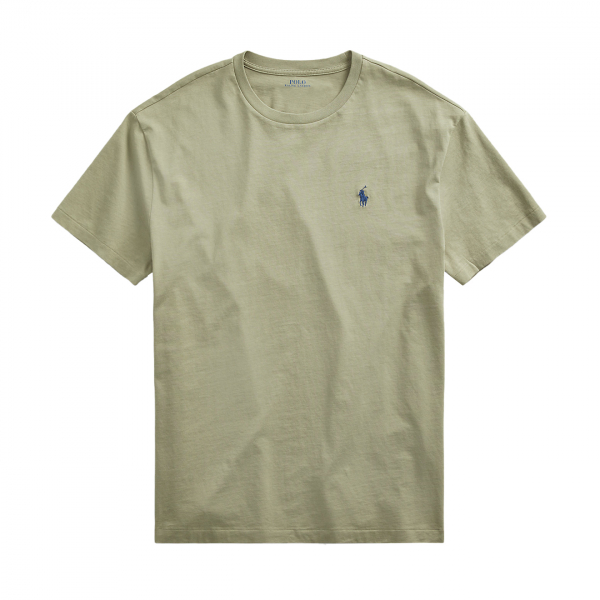Polo Ralph Lauren Custom Slim Fit Crewneck T-Shirt Sage Green
