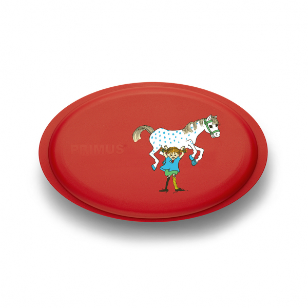 Primus Meal Set Pippi Longstocking Red