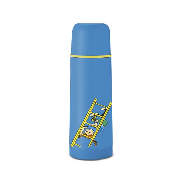 Primus Vacuum Bottle 0.35l Pippi Longstocking Blue
