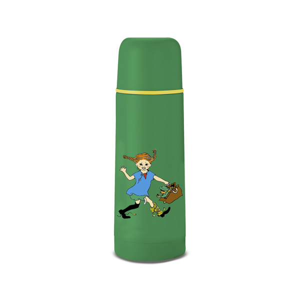 Primus Vacuum Bottle 0.35l Pippi Longstocking Green