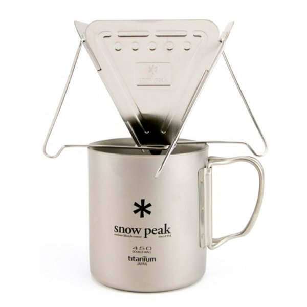 Snow Peak Collapsible Coffee Dripper