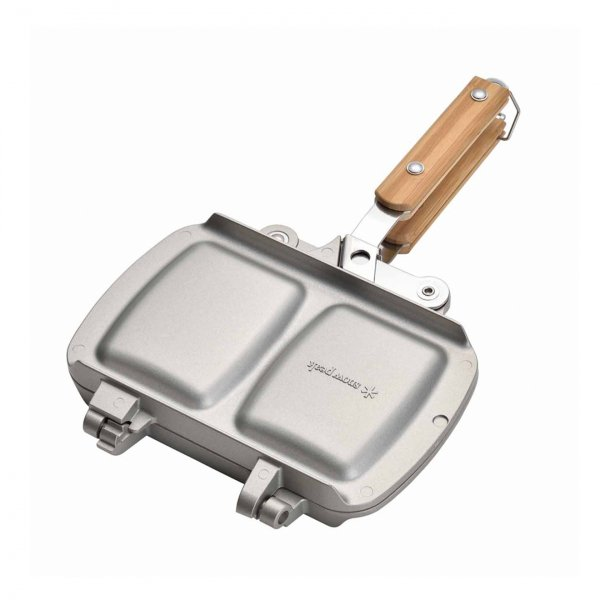 Snow Peak Tramezzino Toasted Sandwich Cooker