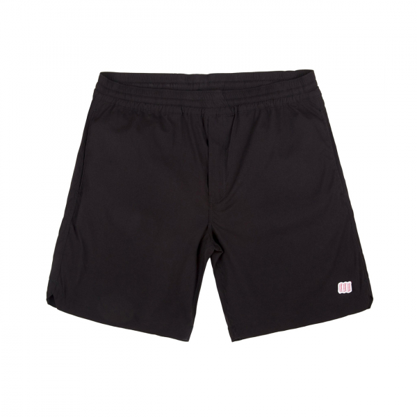 Topo Designs Global Shorts Black
