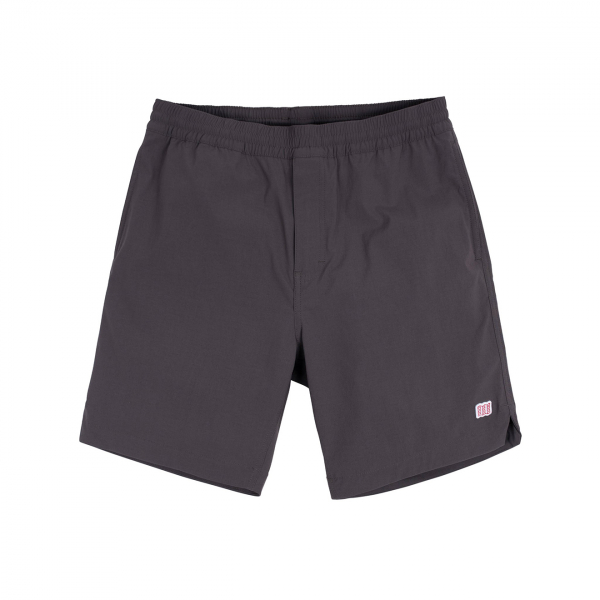 Topo Designs Global Shorts Charcoal
