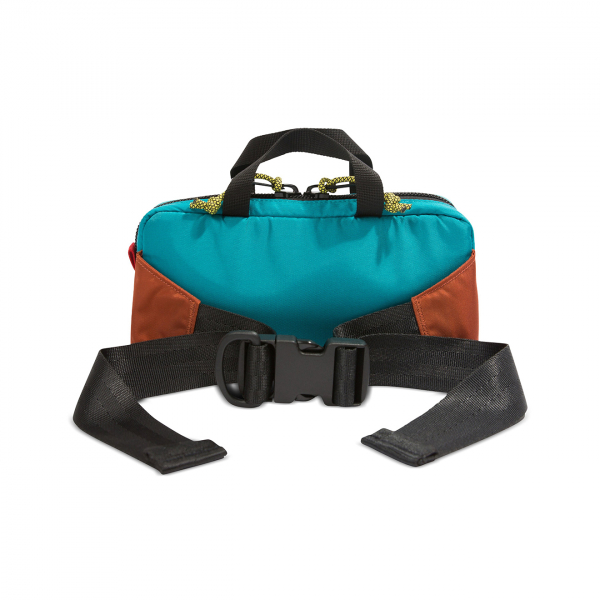 Topo Designs Mini Quick Pack Clay/Turquoise