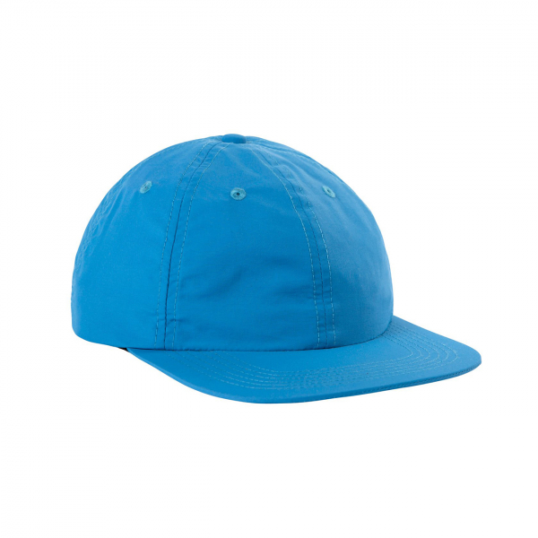 Topo Designs Nylon Baseball Cap Blue