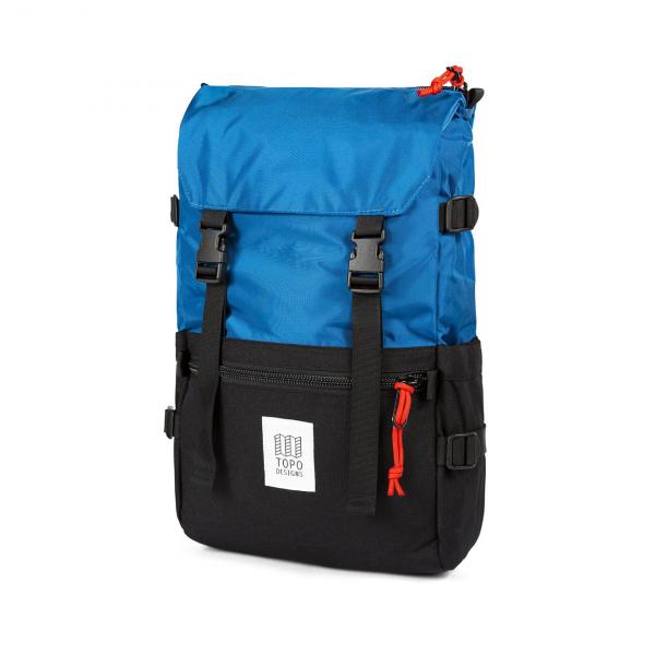 Topo Designs Rover Pack Backpack Blue/Black