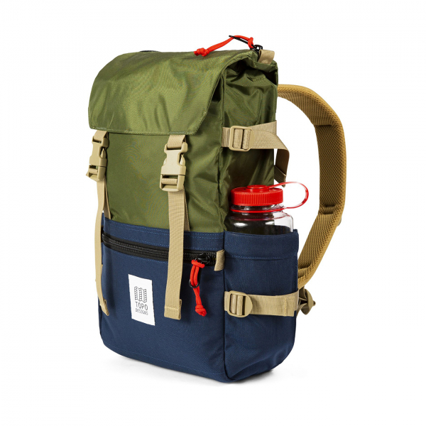 Topo Designs Rover Pack Backpack Olive/Navy