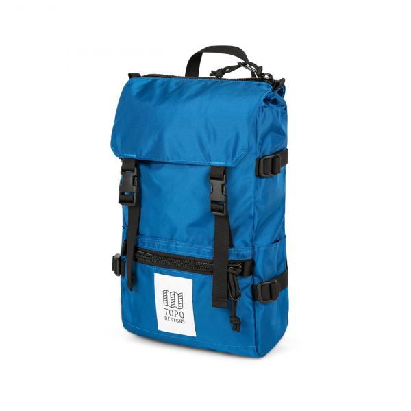 Topo Designs Rover Pack Mini 10L Backpack Blue/Blue