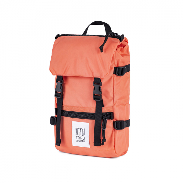 Topo Designs Rover Pack Mini 10L Backpack Coral/Coral