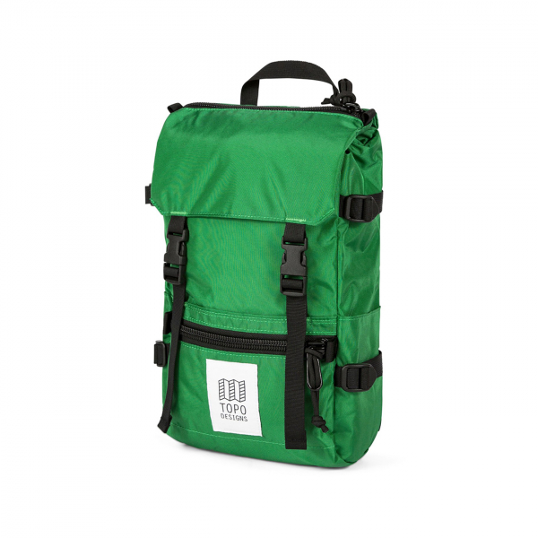 Topo Designs Rover Pack Mini 10L Backpack Green/Green