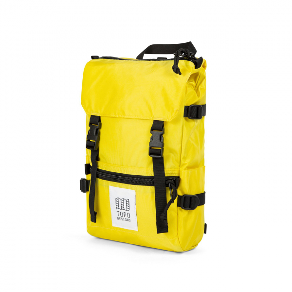 Topo Designs Rover Pack Mini 10L Backpack Yellow/Yellow