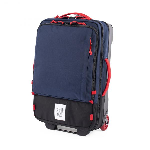 Topo Designs Travel Bag Roller 44L Backpack Navy/Navy