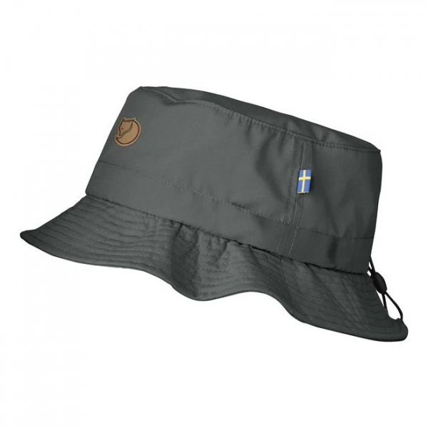 Fjallraven Travellers MT Hat Dark Grey