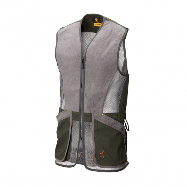 Browning Pro Sport Shooting Vest Dark Green