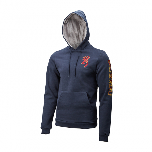 Browning Snapshot Sweatshirt Blue