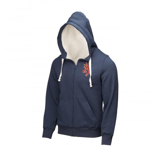 Browning Warm Snapshot Sweatshirt Blue