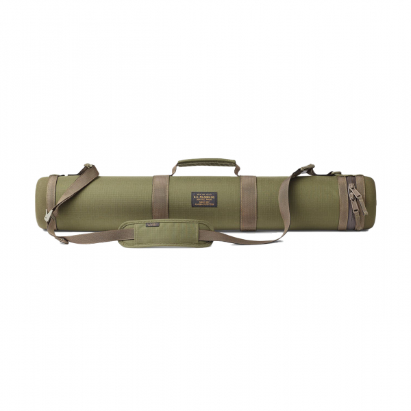 Filson Ripstop Nylon Rod Tube Surplus Green