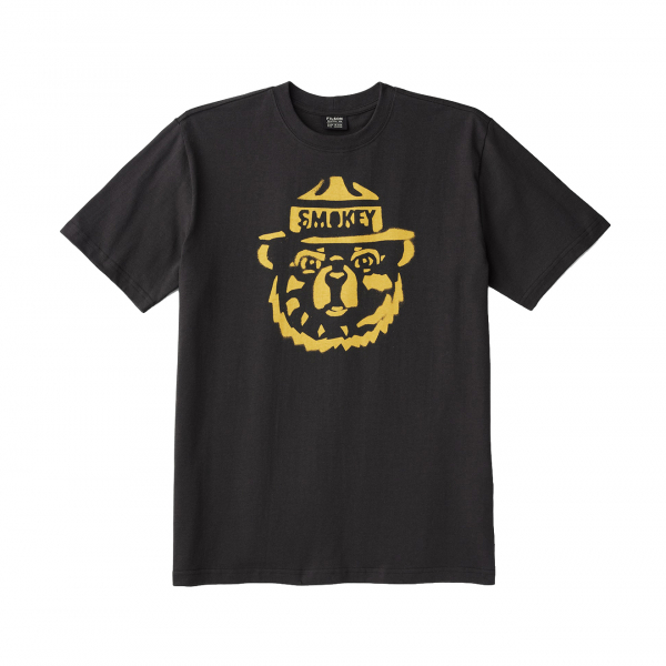 Filson Smokey Bear S/S T-Shirt Faded Black