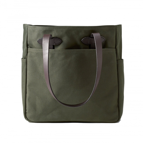 Filson Tote Bag Without Zipper Otter Green