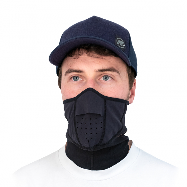 Mammut Face Mask Arctic WS Black