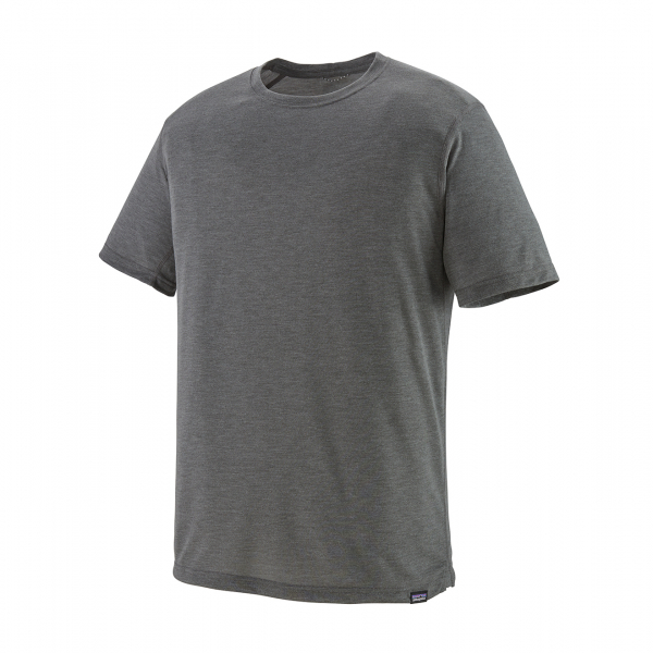 Patagonia Cap Cool Trail Shirt Forge Grey