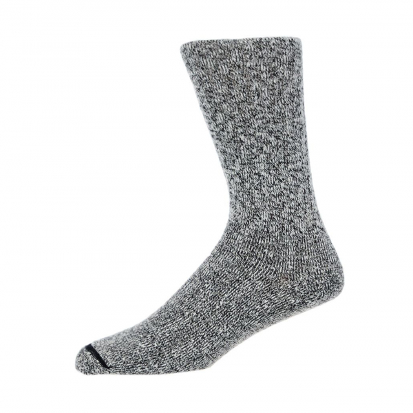 Red Wing Cotton Ragg Sock Black / White