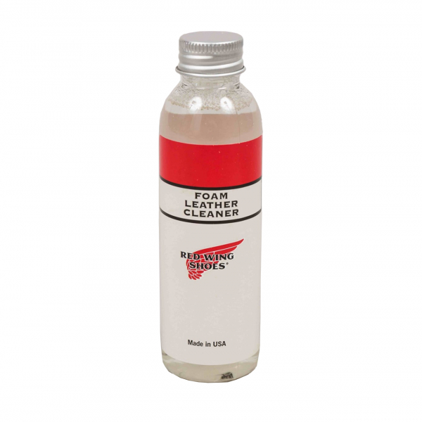Red Wing Foam Leather Cleaner 4oz