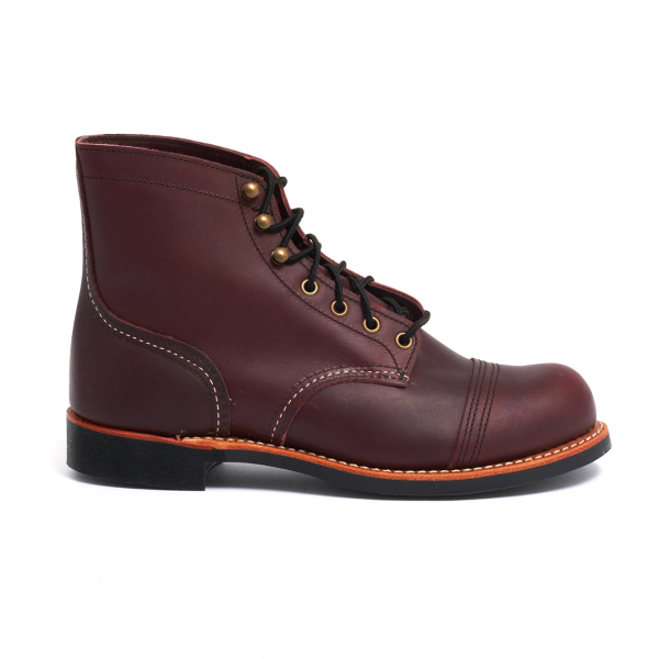 Red Wing Iron Ranger Boot Oxblood Mesa